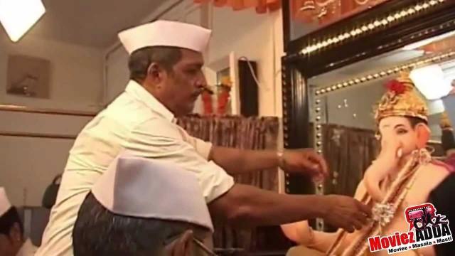 Nana Patekar's Ganpati