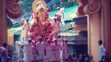 Lalbaugcha Raja Visarjan Movements Mumbai 2014