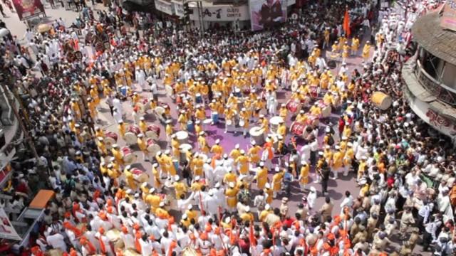 Powerpack Ganpati Celebration Pune Dhol