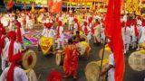 Nashik Dhol  Pathak Ganpati Festival 2016