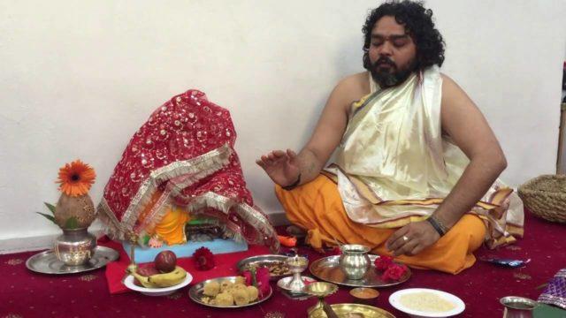 Ganesh Pran Pratishtha Vidhi